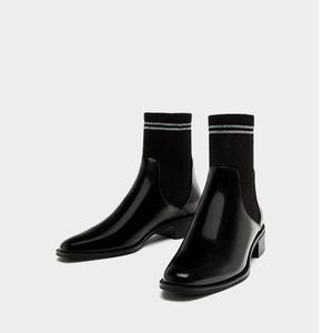 Zara Ankle boots !!!!